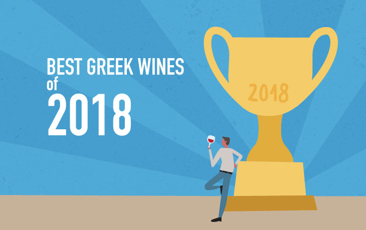 The best Greek wines of 2018
