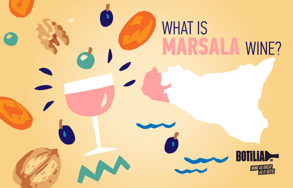 What is Marsala wine?