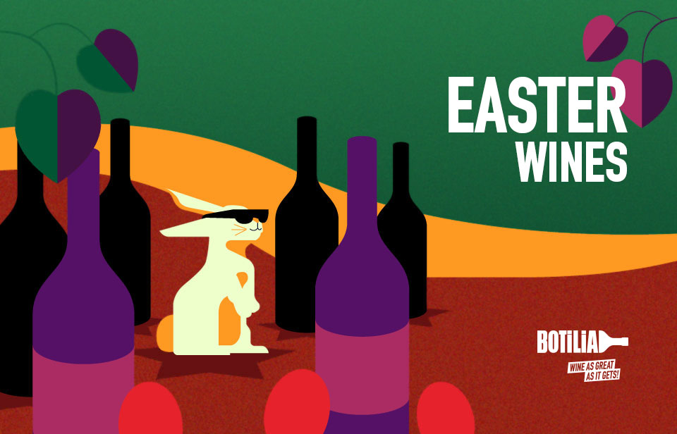 The Ultimate Easter wines!